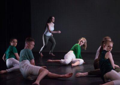 'Renewal'- Choreographed by Eimear Byrne, Mermaid Theatre, 2019