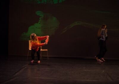 All I Want', Co-Choreographer and performer 'Limitless' BIFE Mermaid Theatre 2018