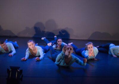 La qualite de l'eau'- Directed by Michael McCabe, Mermaid Theatre 2018