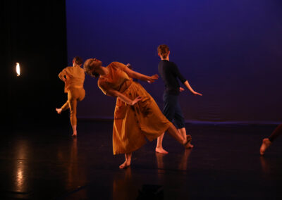 'In One's Own Time' - Choreography by Eimear Byrne, Mermaid Theatre 2019