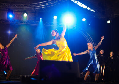 'LaLa Land'- Choreography by Molly Mc Alister, Perform Ireland Festival, RDS Dublin, 2019. Photo By Louis Maxwell